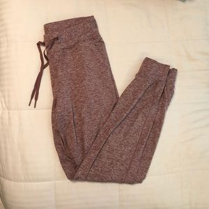 Balance Athletica Joggers M Heather Rosewood